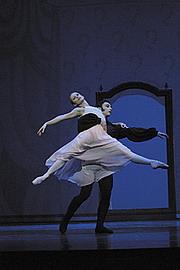 Oněgin - Zuzana Susová a Alexander Katsapov