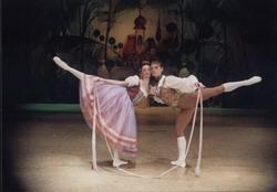 Z baletu Marná opatrnost