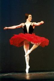 Státní mužský balet ze Sankt Petěrburgu v ČR