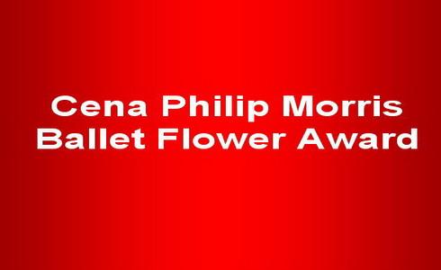 Cena Philip Morris Ballet Flower Award