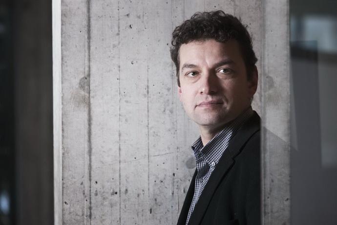 Dirigent Kaspar Zehnder (Zdroj: Guy Perrenoud)