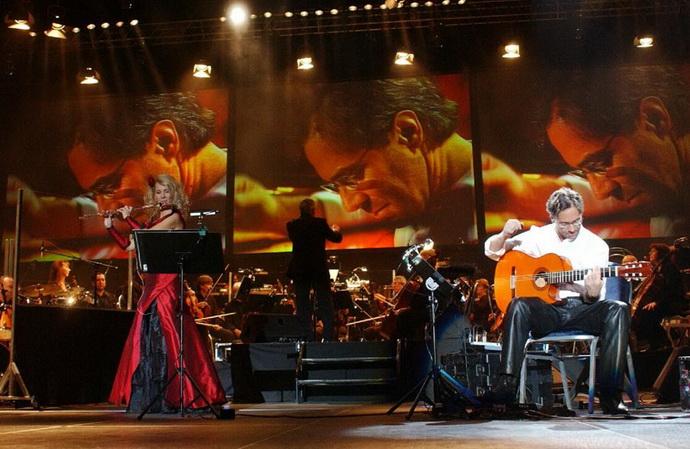 Z muzikálové verze Carmen
