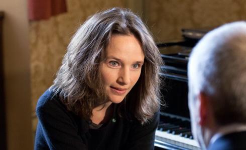 Klavíristka Hélene Grimaud