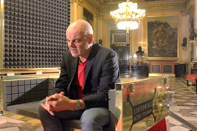 Umělecký ředitel Opery Národního divadla Petr Kofroň