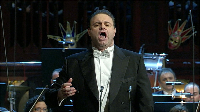 Joseph Calleja v Praze