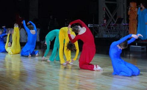 Z Českého plesu - studenti HAMU