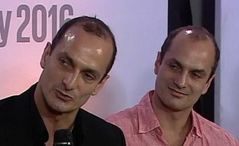 Jiří a Otto Bubeníčkovi