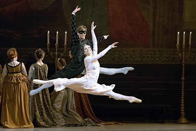 Romeo a Julie (Mariinský balet)