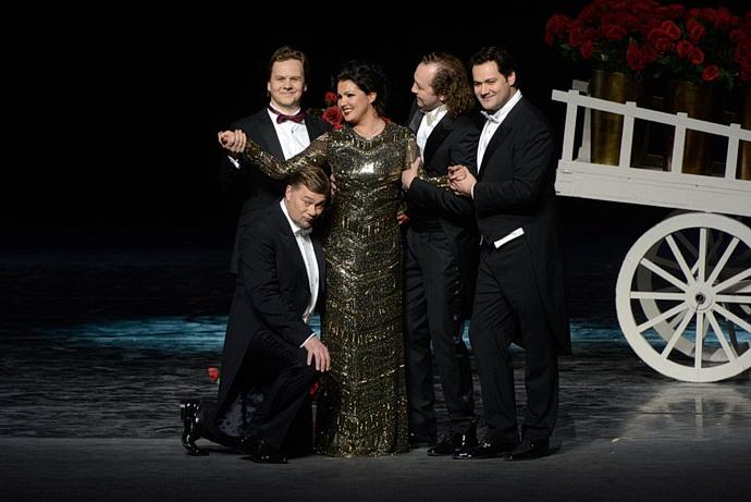 Marrinske divadlo Galakoncert