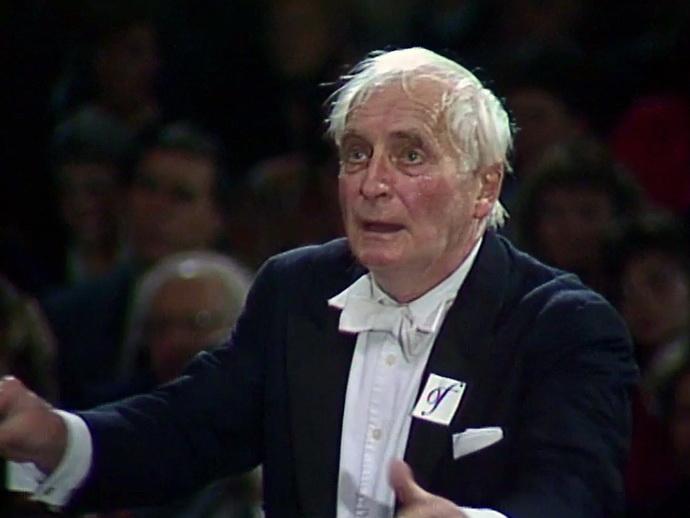 Dirigent Václav Neumann