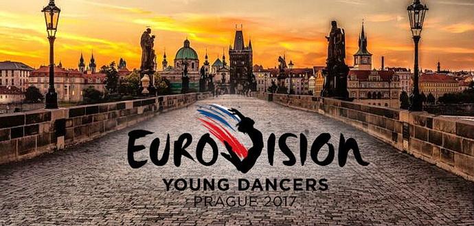 Eurovision Young Dancers v Praze