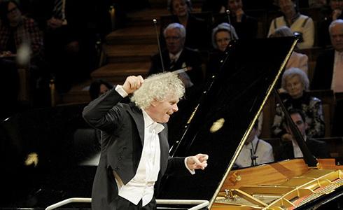 Berlínské filharmonie