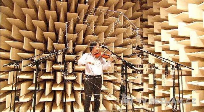 Stradivari: Tajemství houslí
