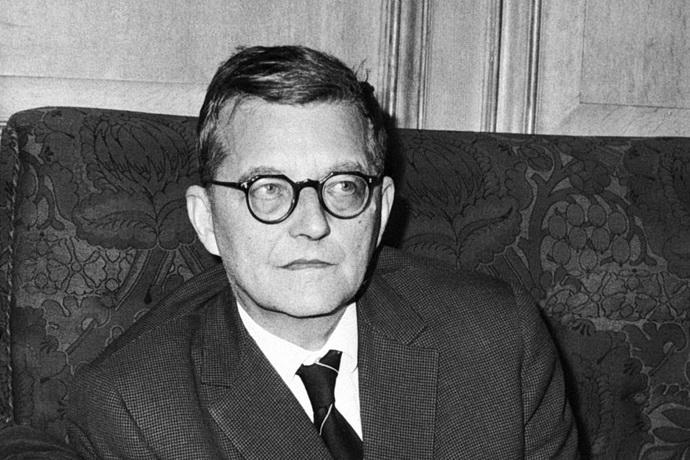 D. Šostakovič