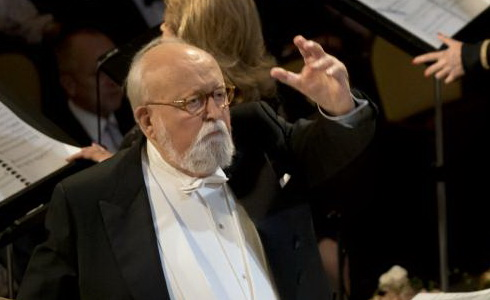 Krzysztof Penderecki a Symfonický orchestr Českého rozhlasu
