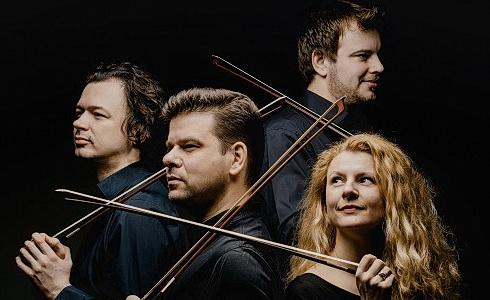 Pavel Haas Quartet (Foto: Marco Borggreve)