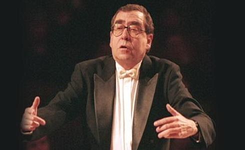Sbormistr Pavel Kühn