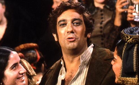 Plácido Domingo (Sedlák kavalír)