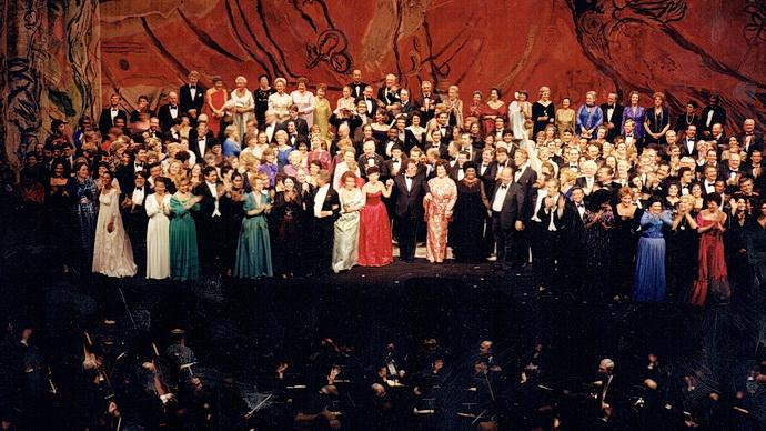 Sto let Metropolitní opery