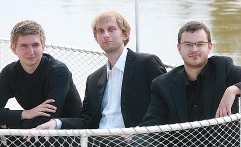 Dvořákovo trio