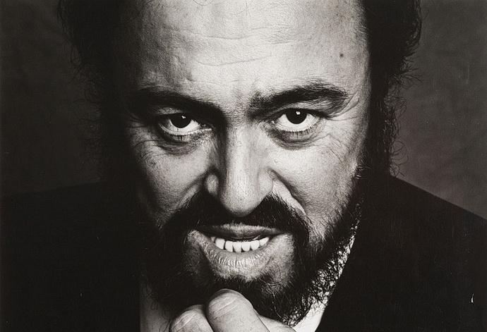 Luciano Pavarotti (Pavarotti: Zrození popové hvězdy)
