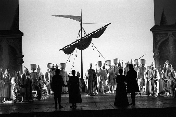 Únos ze serailu (Teatro alla Scala)