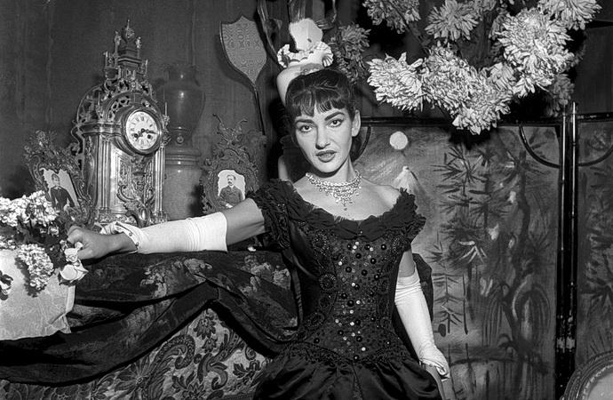 Maria Callas (Callas vs. Tebaldi)