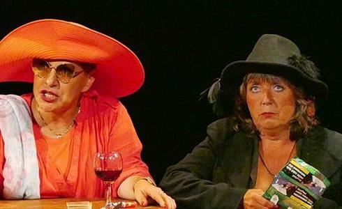 Dagmar Pecková a Barbora Hrzánová (Carmen Y Carmen)