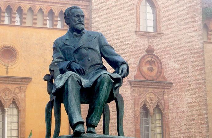 Po stopách slavných skladatelů: G. Verdi