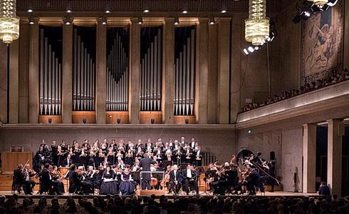 Requiem v Herkulově sálu Mnichovské rezidence