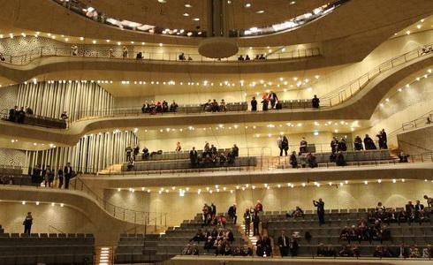 Nejúžasnější koncertní sál světa