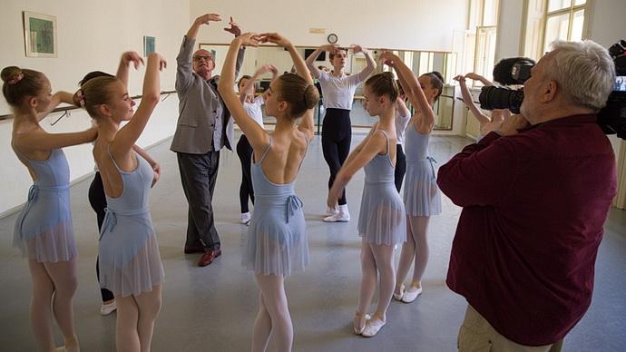 Kde se rodí tanečníci