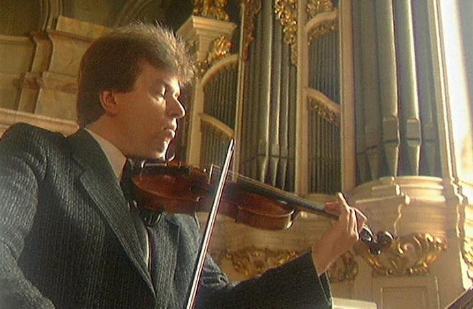 Jaroslav Svěcený (České housle hrající, zpívající...)