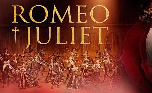 Romeo a Julie (vizuál Stuttgartského státního baletu)