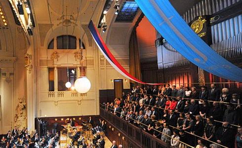 Zahajovací koncert Pražského jara