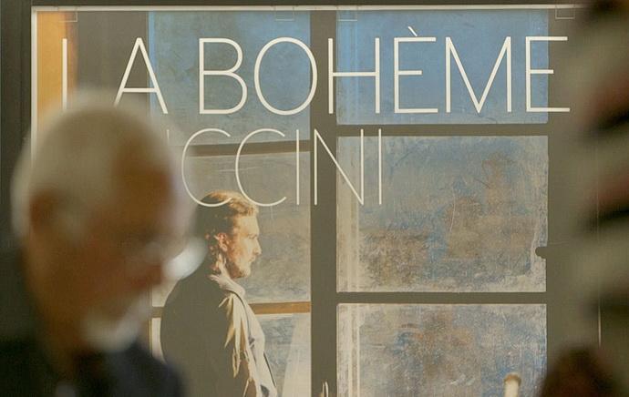 To je opera: Puccini – Bohéma