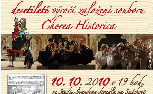 Chorea Historica - výročí
