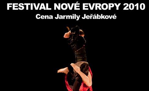 Festival Nové Evropy 2010 Cena Jarmily Jeřábkové