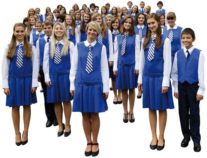 K�hn�v d�tsk� sbor slav� Rok �esk� hudby