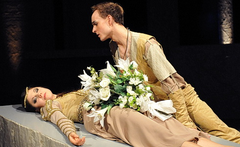 Romeo a Julie - M. Mašterová a M. Kováč (DJKT)