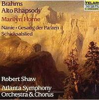 Brahmsovy kompozice na CD