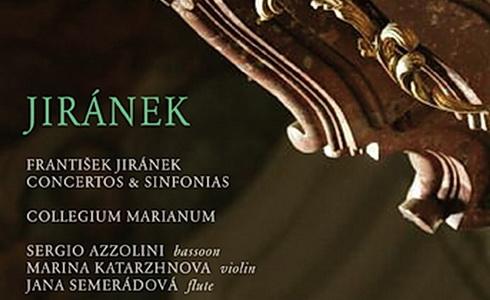 František Jiránek: Koncerty a sinfonie
