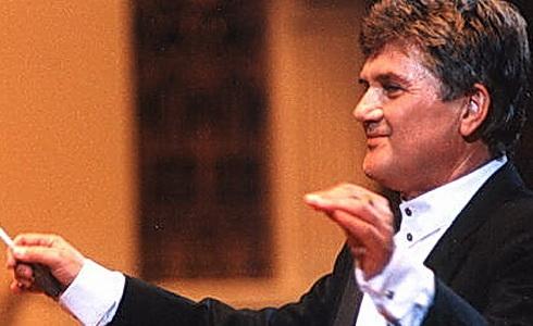 Dirigent Vladimír Válek