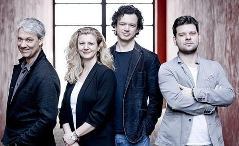 Pavel Haas Quartet (Zdroj: Marco Borggreve)