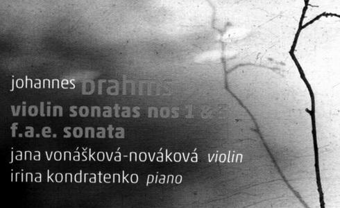 Booklet CD Brahms Son�ty
