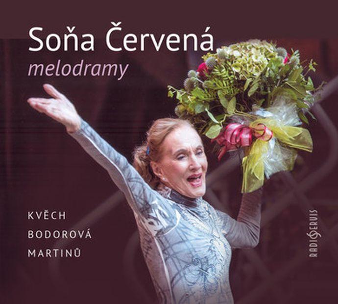 CD Soni Červené – Melodramy
