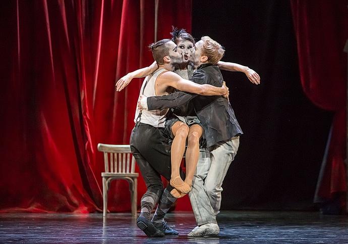 Shakespeare & Stravinskij  (Foto: Michal Siroň)