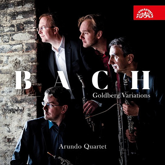 Přebal alba Johann Sebastian Bach - Goldbergovy variace