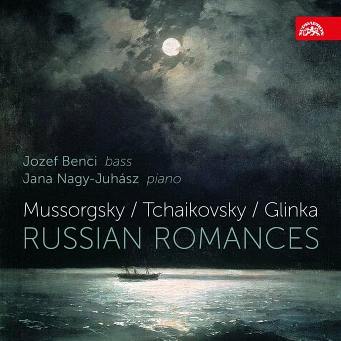 Přebal alba Ruské romance