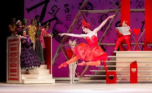 Královský balet z Londýna